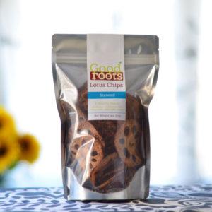 Good Roots Lotus Chips - SeaweedFlavor