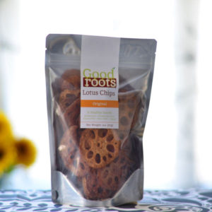 Good Roots Lotus Chips - Original Flavor